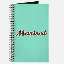 Marisol Aqua Journal