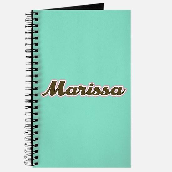 Marissa Aqua Journal