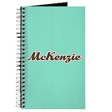 McKenzie Aqua Journal