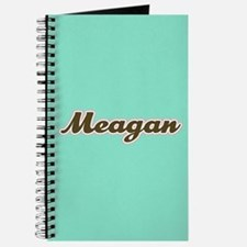 Meagan Aqua Journal