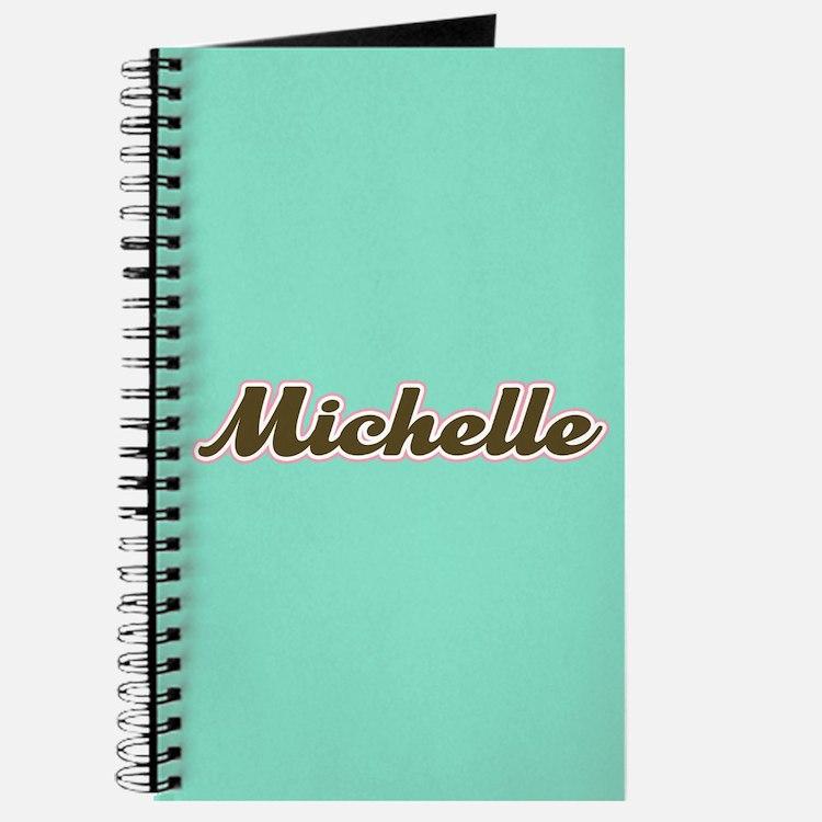 Michelle Aqua Journal