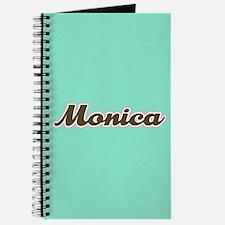 Monica Aqua Journal