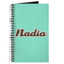 Nadia Aqua Journal