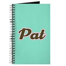 Pat Aqua Journal