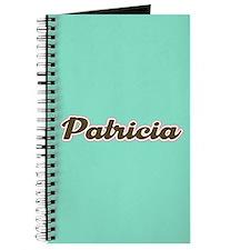 Patricia Aqua Journal