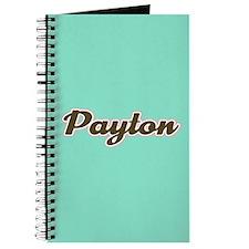 Payton Aqua Journal