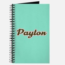 Payton Aqua Journal