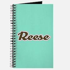 Reese Aqua Journal