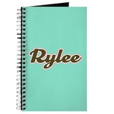 Rylee Aqua Journal