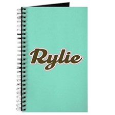 Rylie Aqua Journal