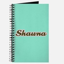 Shawna Aqua Journal