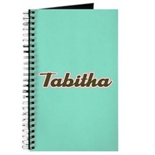 Tabitha Aqua Journal