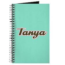 Tanya Aqua Journal
