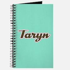 Taryn Aqua Journal
