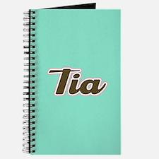 Tia Aqua Journal