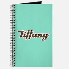 Tiffany Aqua Journal