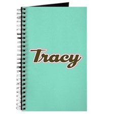 Tracy Aqua Journal