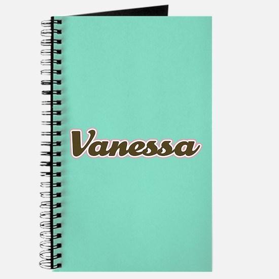 Vanessa Aqua Journal