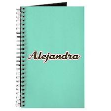 Alejandra Aqua Journal
