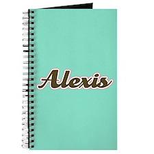 Alexis Aqua Journal