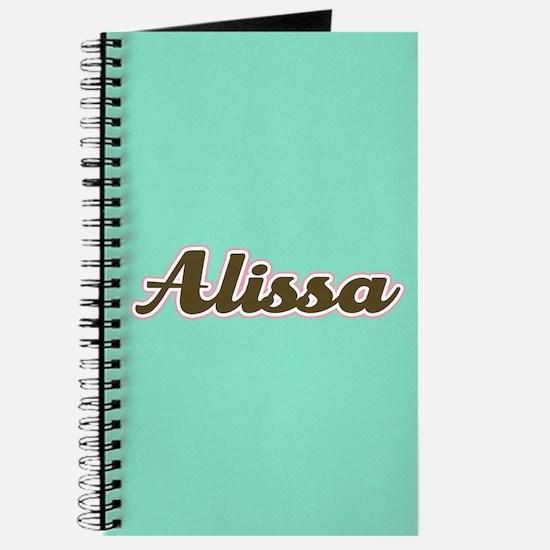 Alissa Aqua Journal
