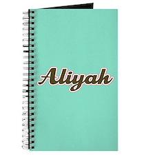 Aliyah Aqua Journal