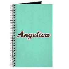 Angelica Aqua Journal
