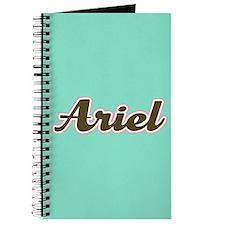 Ariel Aqua Journal