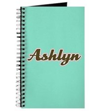 Ashlyn Aqua Journal