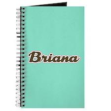 Briana Aqua Journal