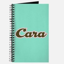 Cara Aqua Journal