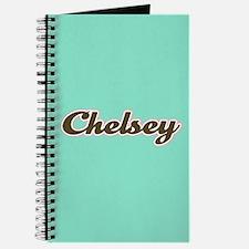 Chelsey Aqua Journal