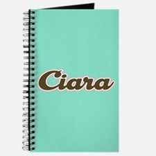 Ciara Aqua Journal