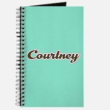 Courtney Aqua Journal
