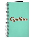 Cynthia Journals & Spiral Notebooks