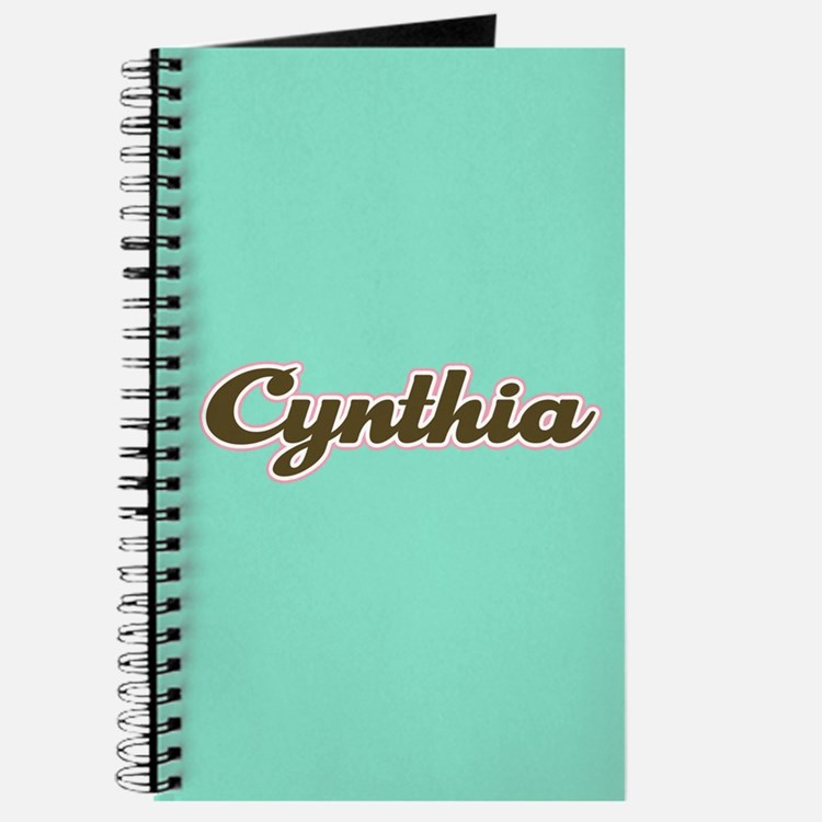 Cynthia Aqua Journal
