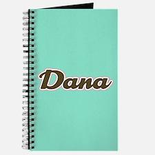 Dana Aqua Journal