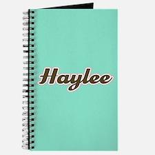 Haylee Aqua Journal