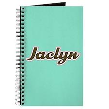 Jaclyn Aqua Journal