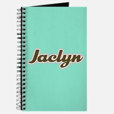 Jaclyn Aqua Journal