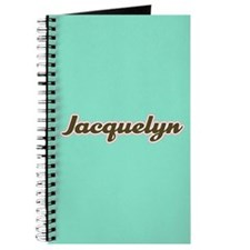 Jacquelyn Aqua Journal