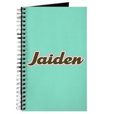 Jaiden Aqua Journal