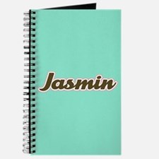 Jasmin Aqua Journal