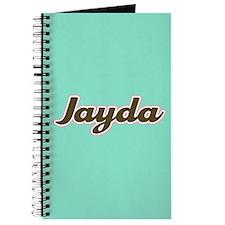 Jayda Aqua Journal
