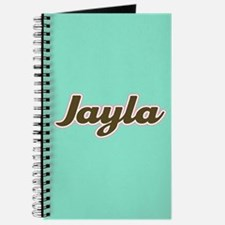 Jayla Aqua Journal
