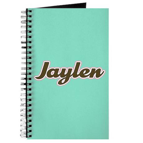 Jaylen Aqua Journal
