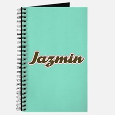 Jazmin Aqua Journal