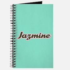 Jazmine Aqua Journal
