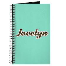 Jocelyn Aqua Journal