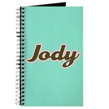 Jody Aqua Journal